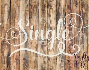 SVG - Single - Valentine's Day - Digital File Only - svg , png , jpg - Valentine SVG