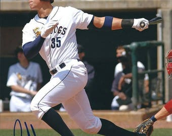 AARON JUDGE Signed Photo 8X10 rp Autographed New York Yankees *