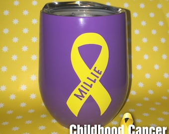 Millie Mae Strong - 5 dollars to St Jude Childrens Hospital SWiG Tumblers - stemless wine - 12 to 50 ounce