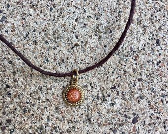 Simple Petite Pendant Necklace
