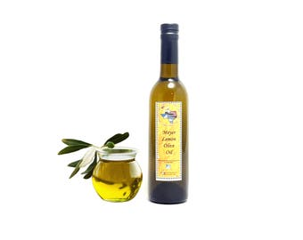 Meyer Lemon Olive Oil- Gourmet Olive Oil