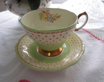 Vintage Georgian Bell Teacup