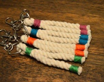 Rope Keychain