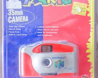 Unopened Vintage N64 35mm Camera