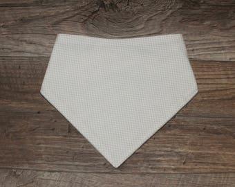 Bandana Bib   Unisex   Bibdana   Teething   Baby   Drool Bib   Kenton Creations   Perfect Gift   Handmade in Canada