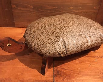 Vintage Turtle stool from the fifties.