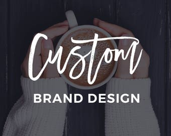 Custom Photography Brand, Brand Design, Custom Logo Design, Custom Brand Design, Custom Branding, Custom Watermark, Custom Photography Brand