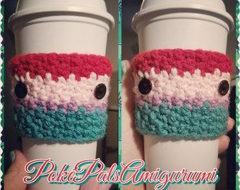 Little Mermaid cup cozie