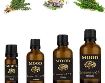 Red thyme essential oil natural aromatherapy essential oils