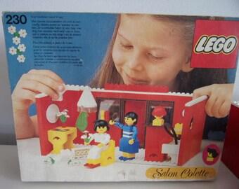 LEGO 23 Shop Colette 1978