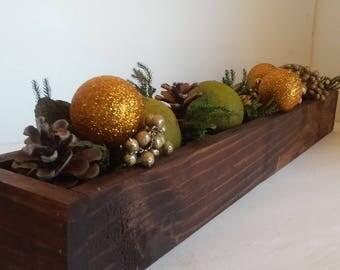24 inch handmade wood planter box SALE