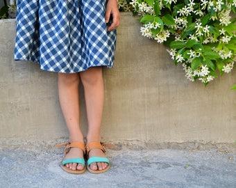 Summer flats,Summer sandals for girls