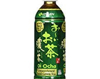 Ito-En  Japanese  Dark  Green  Tea
