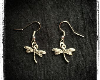 Dragonfly - dragonflies - Dragonfly - Original earrings