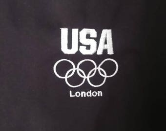 Team USA London Olympics Jacket--Size XL