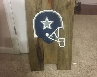 Football Porch Sign