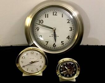Insta-Collection: Westclock Ben Series ft. Big Ben Wall Clock, Big Ben Alarm Clock & Baby Ben Alarm Clock
