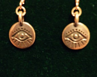 The Evil Eye Earrings