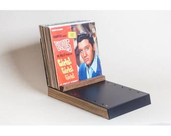 Vinyl record storage, vinyl holder, lp storage, music, record holder, gift for him, vinyl record stand, record storage, vinyl storage, gift