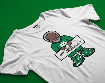 """Uncle Drew """"BOSTON"""" Caricature Tee Kyrie"""