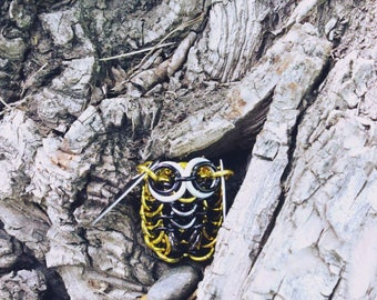 Hufflepuff Owlet