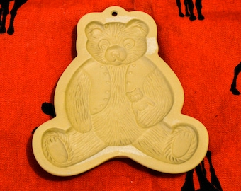 Shortbread Mold by Brown Bag Cookie Art, Vintage ©1984