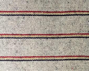 Mexican Jerga Fabric Serape Ethnic Colorful Striped Jerga By the Yard Zarape 18""