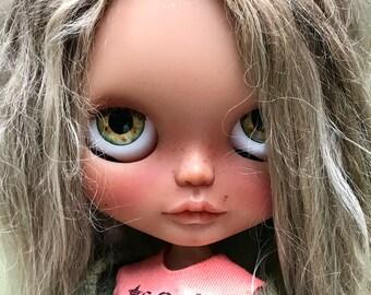 RESERVED, Do Not Buy - Sienna, Custom Blythe (Pineapple Princess)