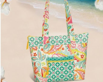 Tahiti Tote Sewing Pattern