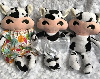 Dress Up Cow, Moo Stuffy, Tutu toys