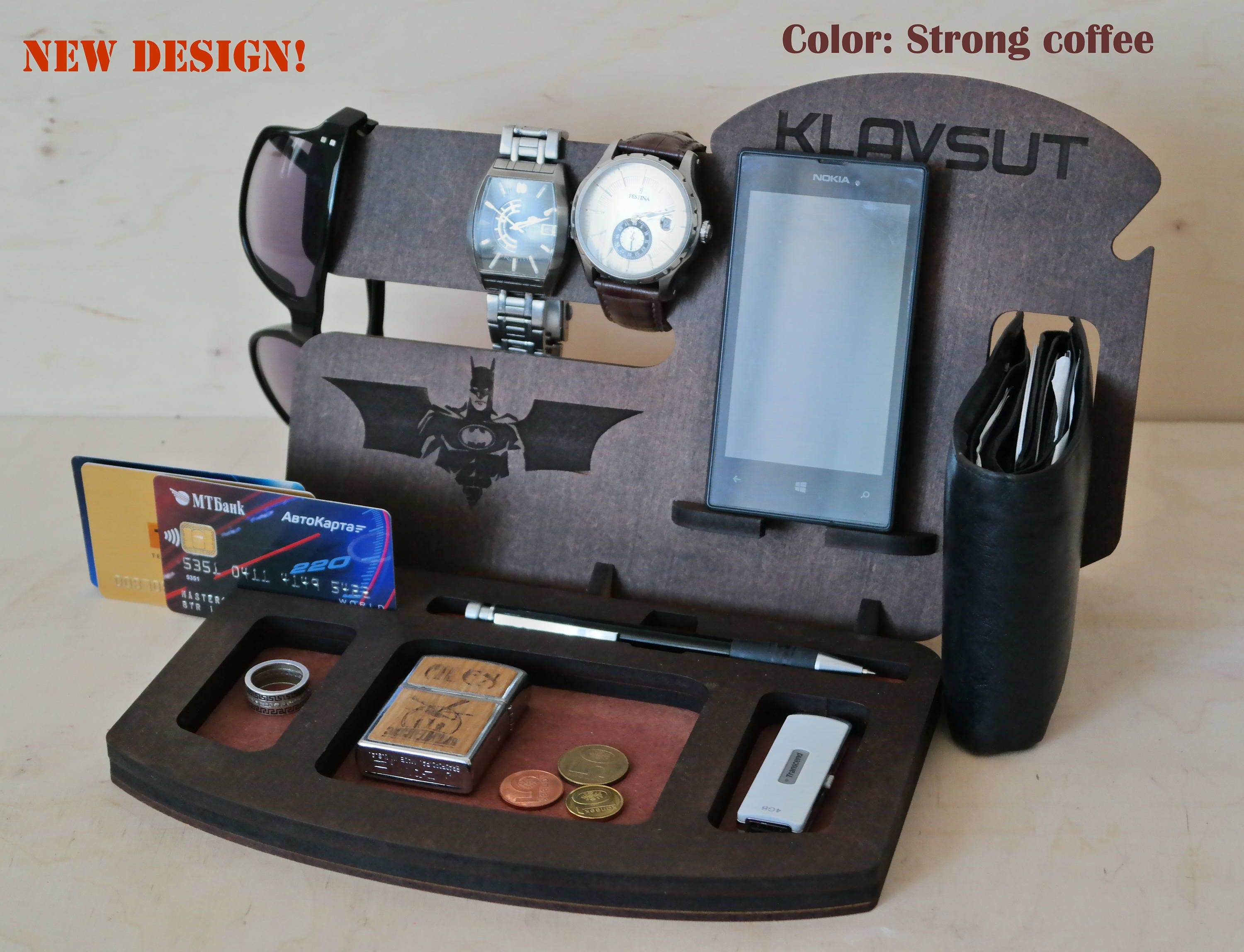 Iphone docking station mens gift ideas unique for