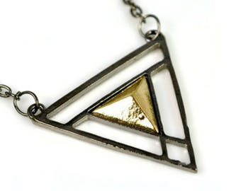 Gun Metal Triangle