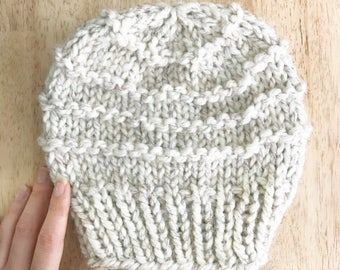 Adult Knit Toque, Adult Knit Beanie, Fitted Winter Beanie, Womens Knit Winter Hat, Unisex Hat, Fitted Knit Wool Hat, Knitted Winter Toque