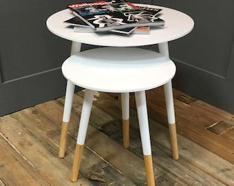 Yubari Side Tables