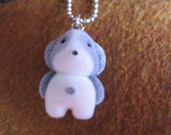 CLEARANCE  Child's cute puppy dog necklace