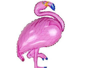 Flamingo Balloon Pink 40"