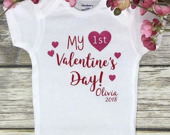 first valentines day | etsy, Ideas