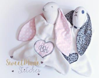 Handmade Baby Accessories, Comforter Bunny