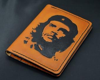 Leather Passport Cover/Travel Passport Holder/Leather Passport Cover/Travel Wallet/Passport Holder/card holder wallet/color saddle tan