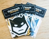 GOTHAM Stickerpack, Cool Stickers, Laptop stickers, Batman Stickers, Batman Logo sticker, cool decal vinyl stickers laptop, skateboard