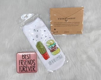 Best Friend/Friends Forever/Friendship #BFF Gift Set Mailer