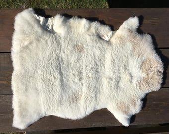 Genuine Sheepskin Rug from Bosnia / 77