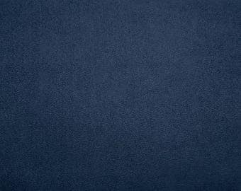 Cuddle Suede Navy from Shannon Fabrics, Shannon Minky Fabric, Shannon Cuddle Minky Fabric, Navy Minky, Suede Navy Minky, Minky Fabic by Yard