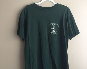 Vintage Boy Scout Accadia Adventure 1999 T Shirt