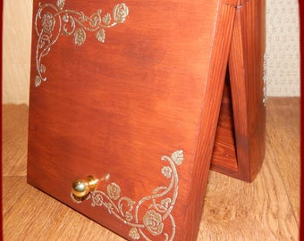Box for jewelry,
