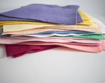 All Colours Felt Bundle