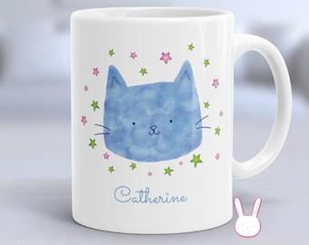 Kitty Mug - Personalizable Mug - Kitten Mug - Kitten Lover - Cat Mug - Cat Coffee Cup - Cute Cat Mug - Crazy Cat Lady Mug - Cat Lover Mug