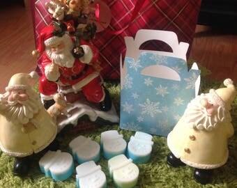 Aromatherapy Christmas soap sets