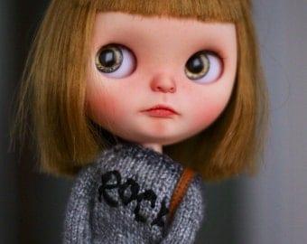 Takara Blythe FBL custom doll Slow nimes