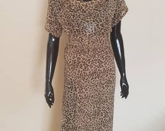 Iro and buba/ African inspired clothing/ women's clothing/ African wear/ weddings outfits/ animalprint clothing/